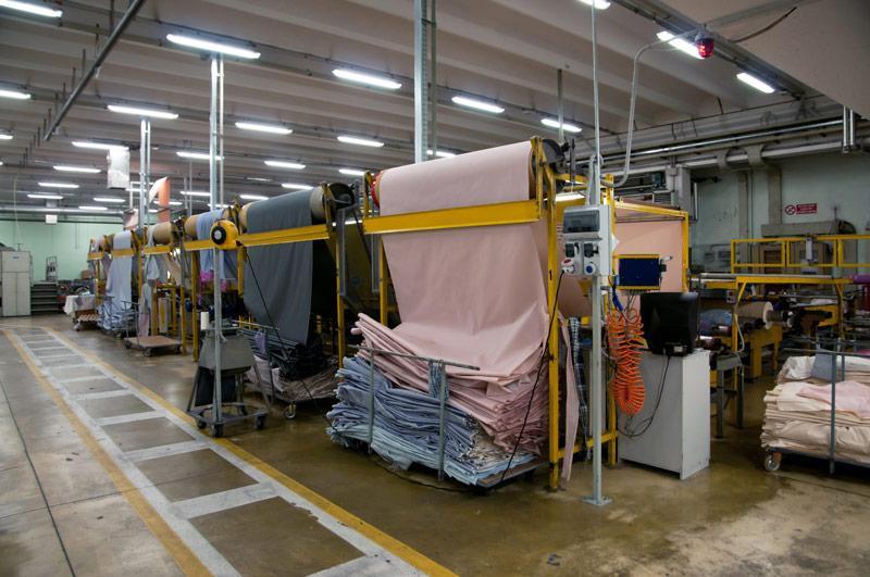 przemysł tekstylny