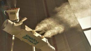 nawilżanie powietrza przemysłowe
