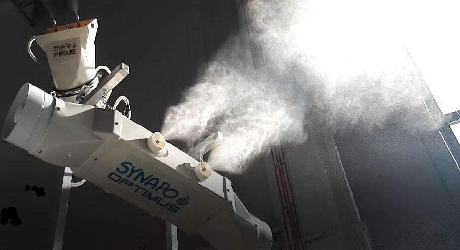Nawilżanie powietrza w przemyśle drzewnym