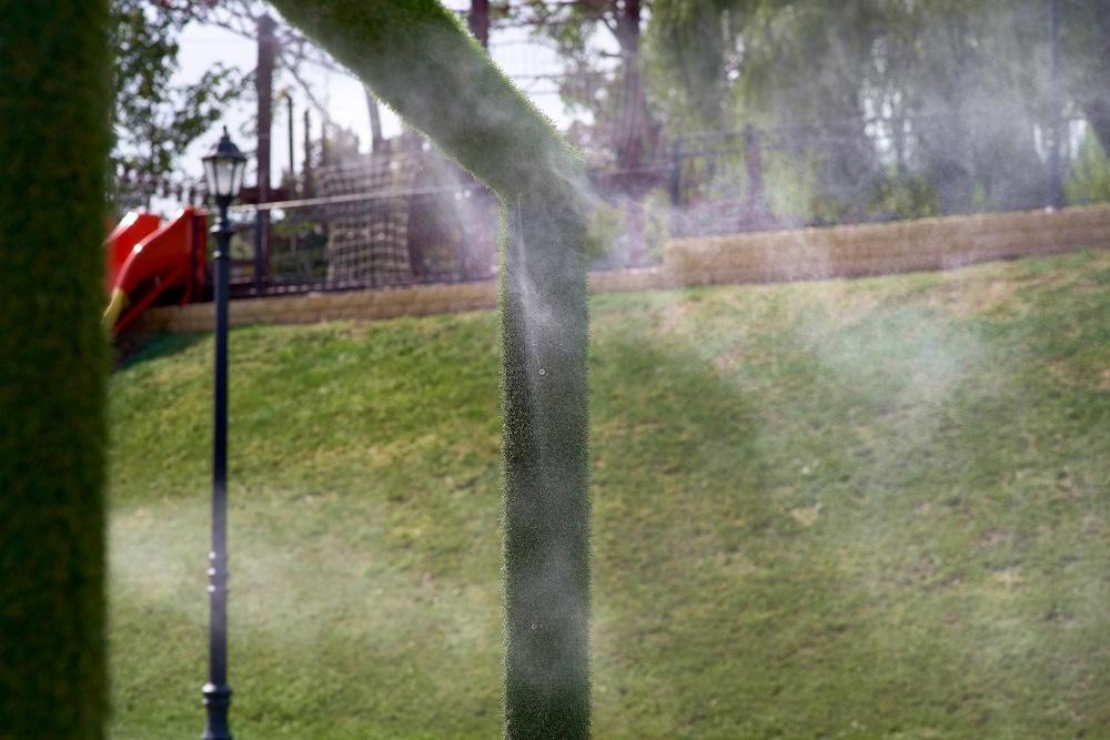 Działanie i zastosowanie kurtyn mgłowych