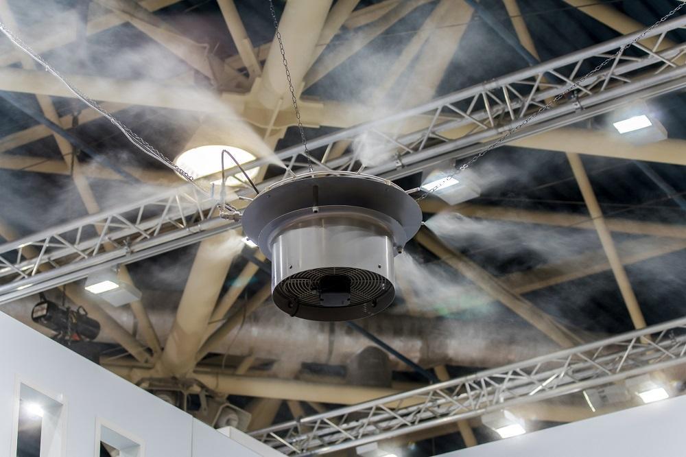 Nawilżanie powietrza w przemyśle papierniczym